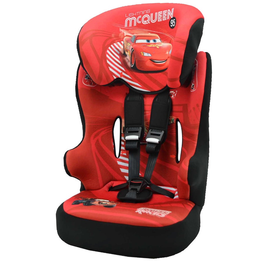NANIA Car Seat Racer SP Cars Mc Queen