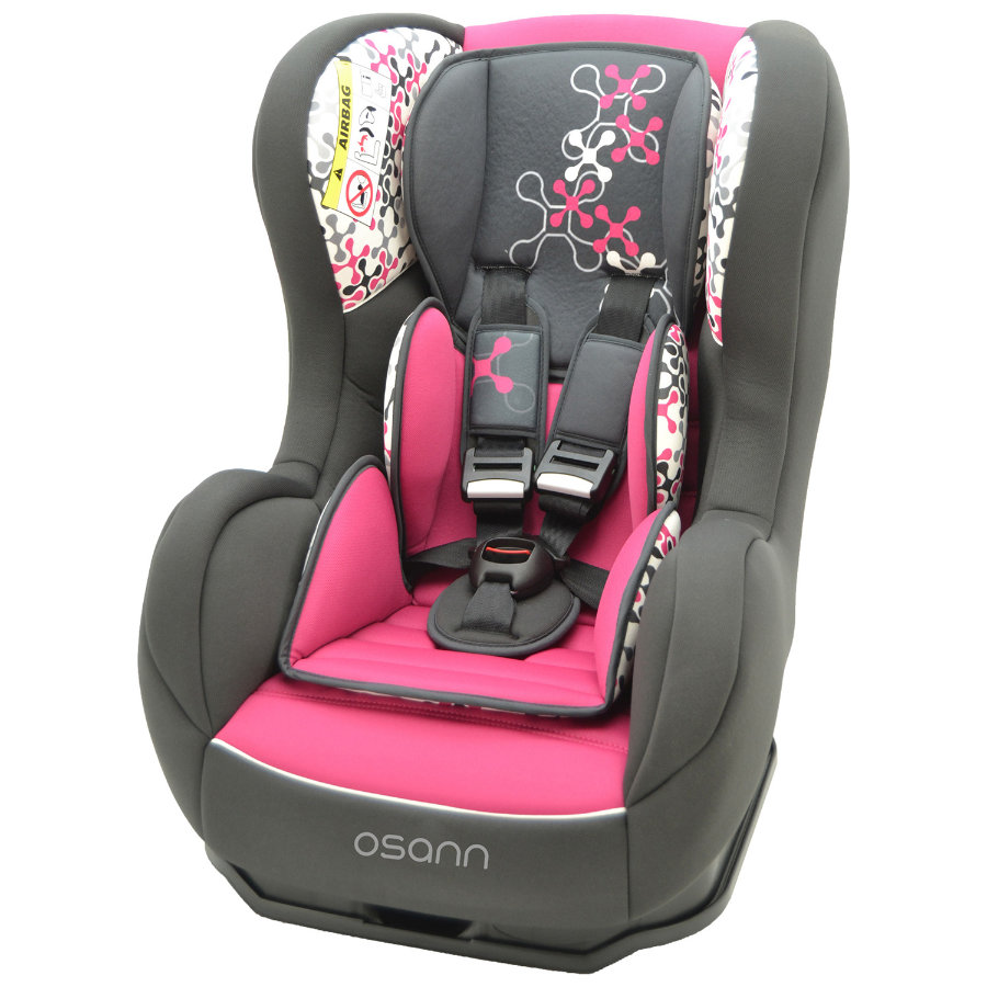 OSANN Car Seat Cosmo SP Corail Framboise