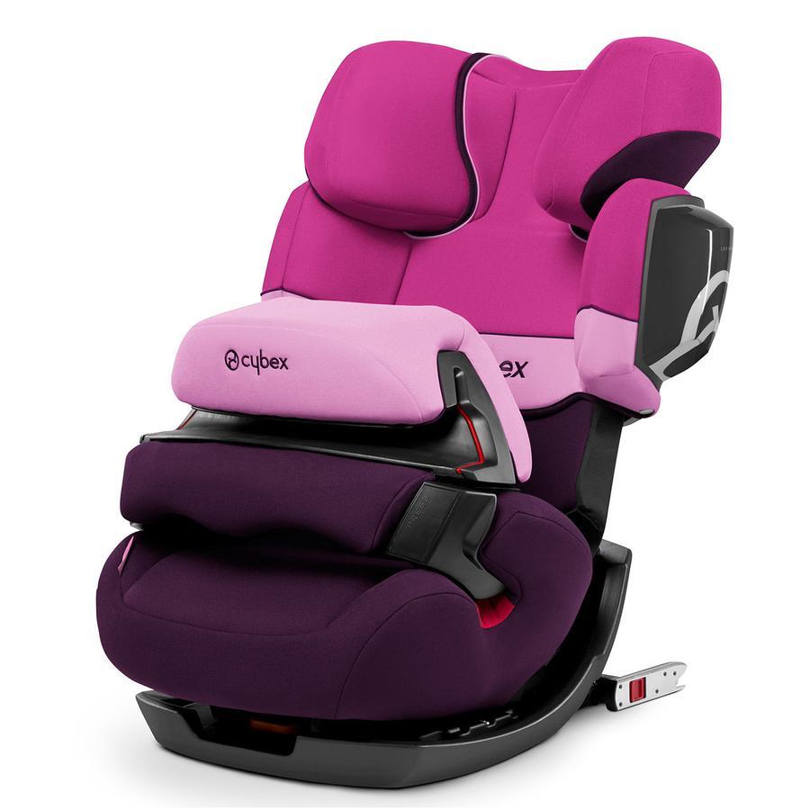 cybex SILVER Kindersitz Pallas 2-fix Purple Rain