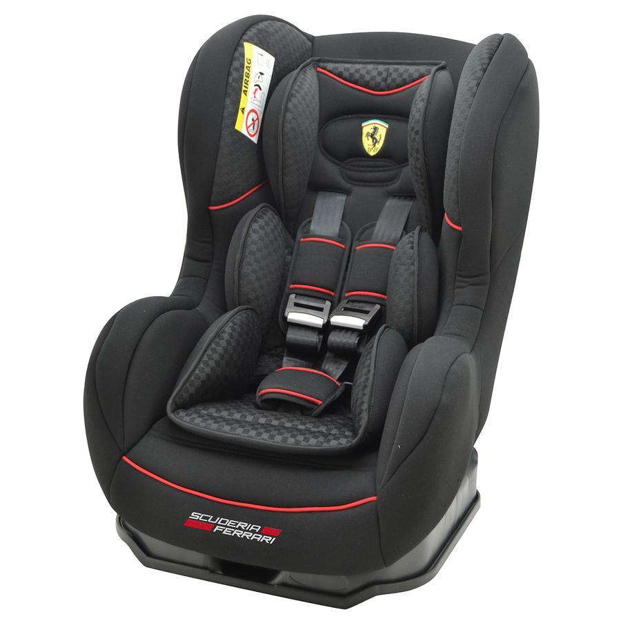 osann Kindersitz Cosmo SP Ferrari black Gran Tourismo