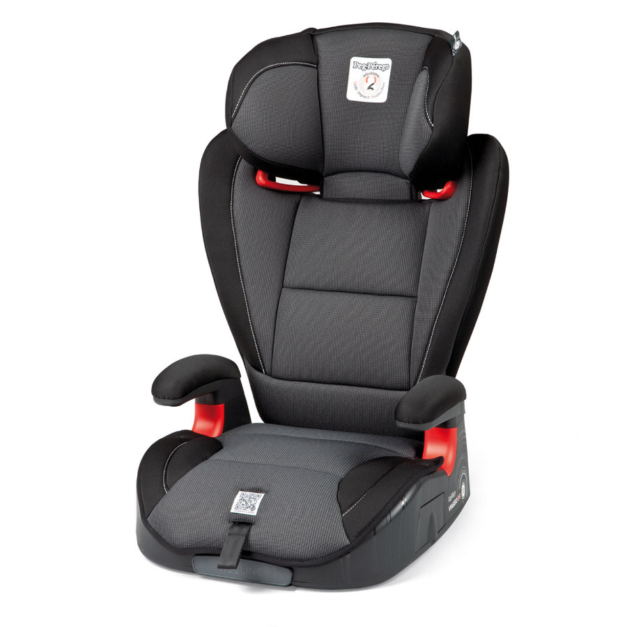 PEG-PEREGO Fotelik samochodowy Viaggio 2/3 Surefix Black