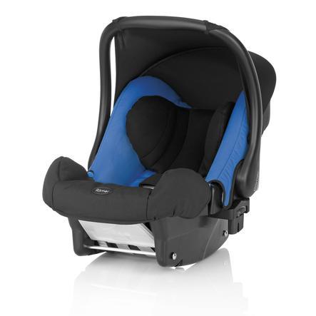 BRITAX RÖMER Seggiolino Auto Baby Safe Plus - blue sky - Collezione 2014