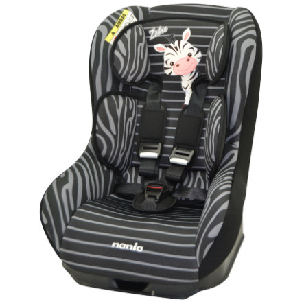 NANIA Autostoel Safety Plus NT Zebra