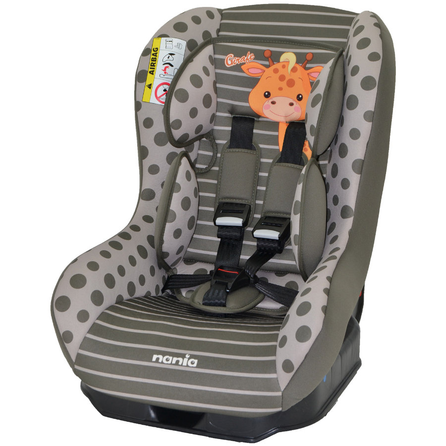 NANIA Car Seat Safety Plus NT Giraffe 2014