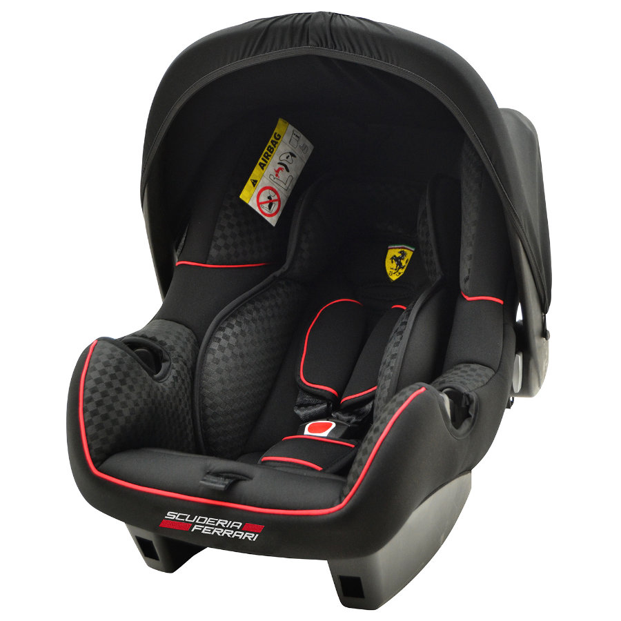 OSANN Car Seat BeOne SP Ferrari Black