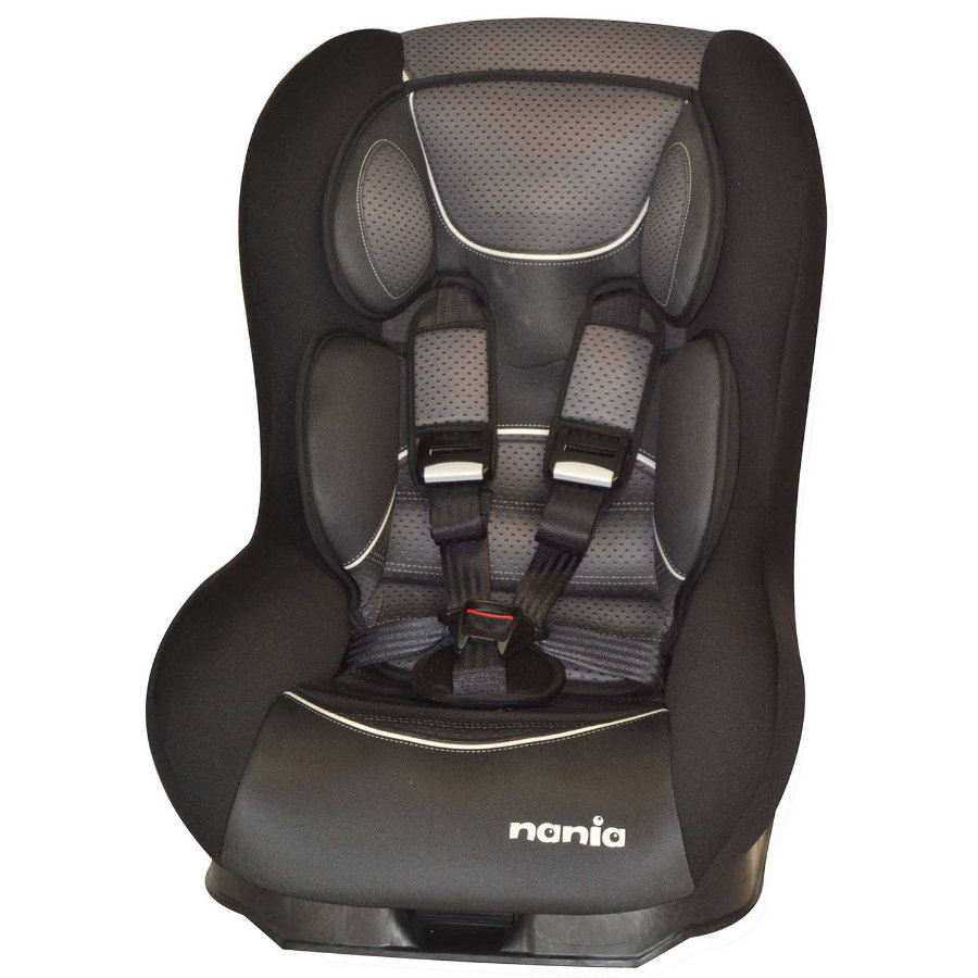 NANIA Silla de auto Safety Plus NT Graphic Black