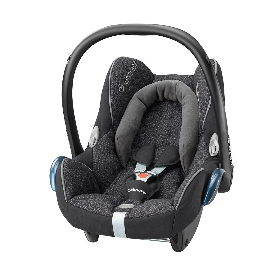MAXI COSI Infant Seat Cabriofix Black Crystal