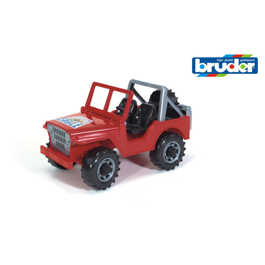 BRUDER® Off-road wagen 02540