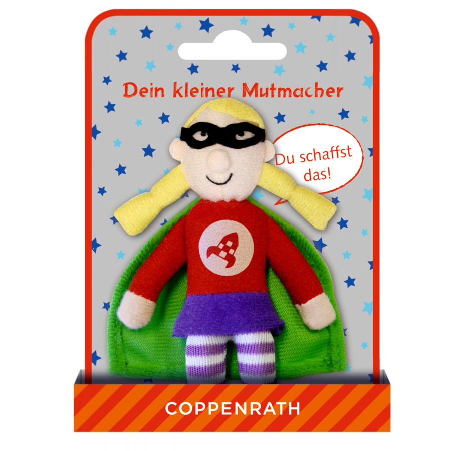 COPPENRATH Maskot (Saleina)