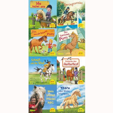 CARLSEN, Pixi-Bundle 8er, Serie 231: Pferde-Freundschaften (Softcover)