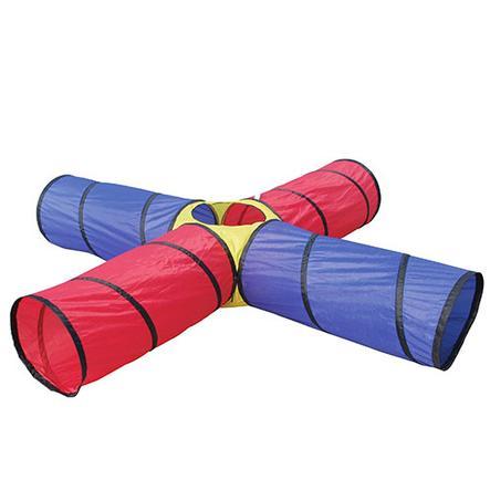 knorr® toys Tunnel de jeu enfant Circle tunnel centre
