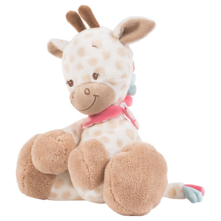NATTOU Charlotte & Rose - Knuffel Charlotte de giraf