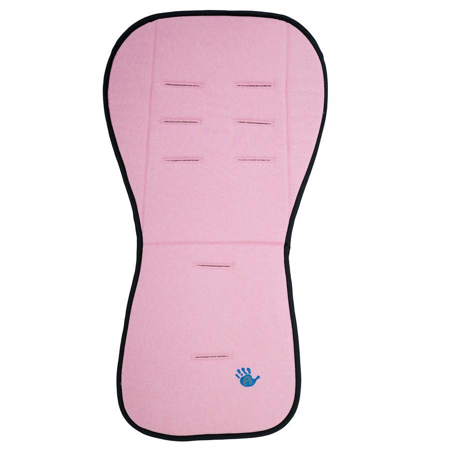 Altabebe Zitkussen voor kinderwagen Universal roze