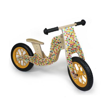 HESS Løbecykel, flerfarvet