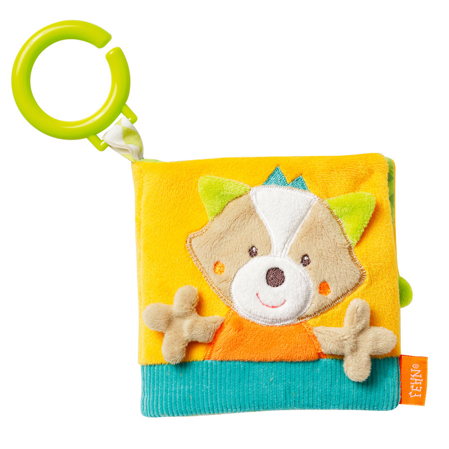 fehn Soft Picture Book Fox - Sleep ing Forest