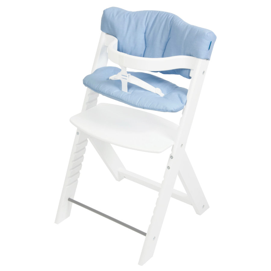 FILLIKID Seat Pad for High Chair Max light blue