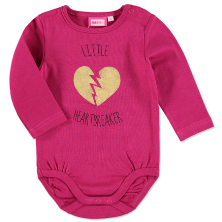 MAX COLLECTION Girls Baby Body LITTLE HEARTBREAKER pink