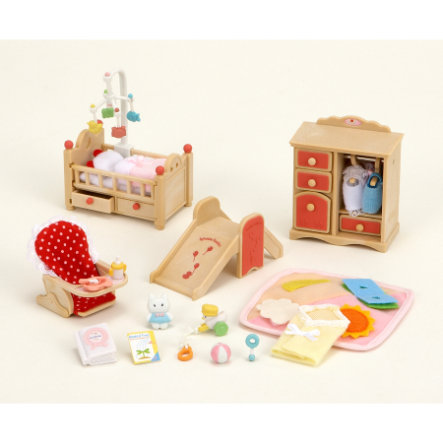Sylvanian Families® Raum-Sets - Babyzimmer-Set