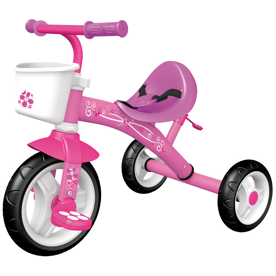 CHICCO Tricycle U-GO, rose
