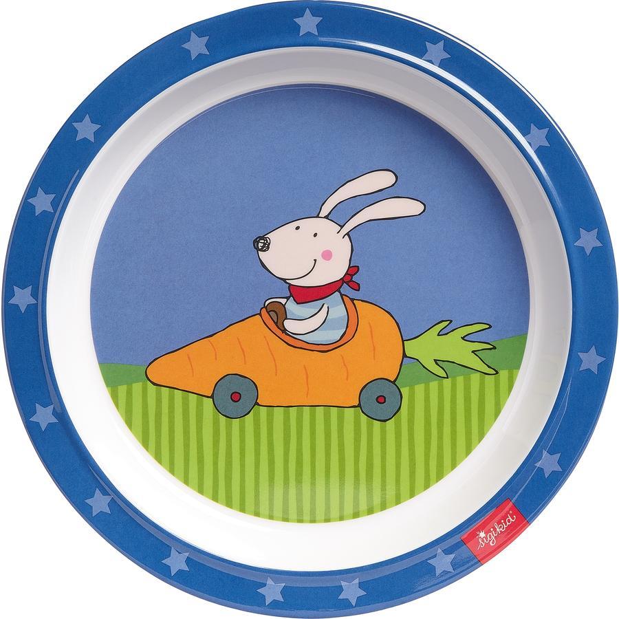 SIGIKID Melamin - Tallrik Hare