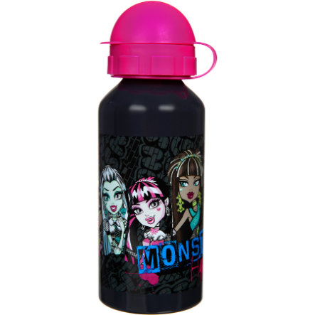 UNDERCOVER Aluflasche 400 ml -  Monster High