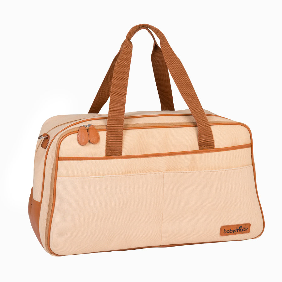 BABYMOOV Wickeltasche Traveller Bag savanne