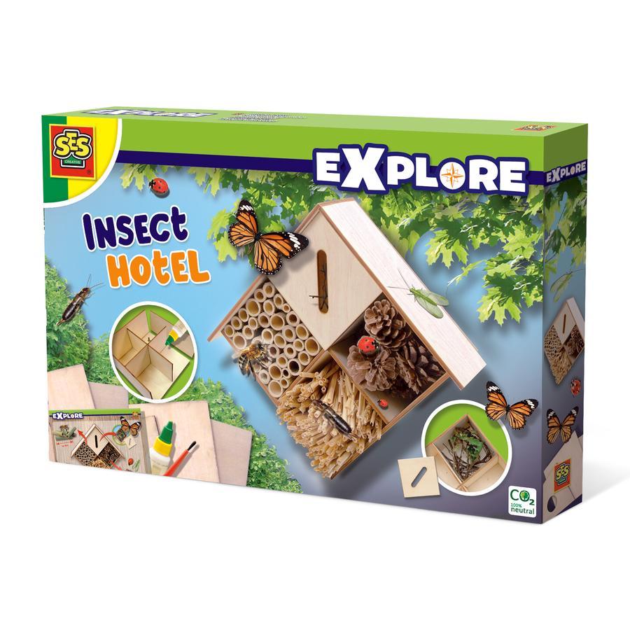 SES Creative Explore Insekthotel