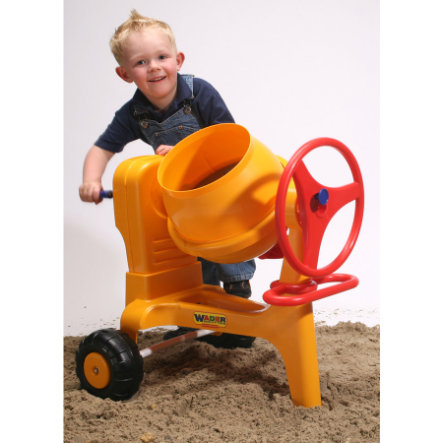 WADER Betoniera - Mescolatrice sabbia
