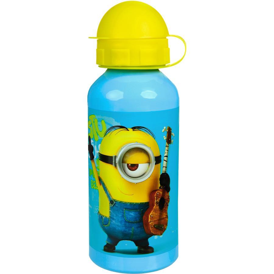 SCOOLI Hliníková lahev 400 ml -  Mimoni