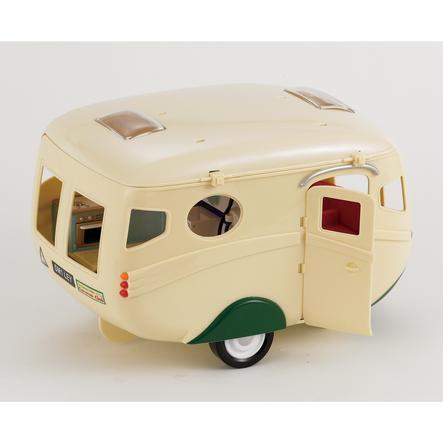 Sylvanian Families® kjøretøy - campingvogn