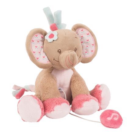 NATTOU Charlotte & Rose - Mini-hrající hračka, Rose, slon