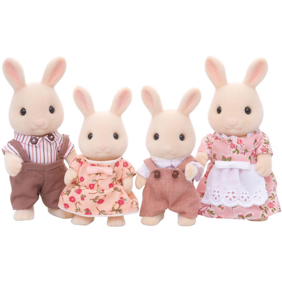 SYLVANIAN Families Rodina Mléčných králíků