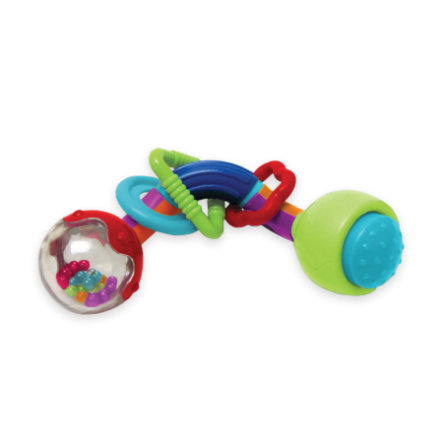 MANHATTAN TOY Baby - Rassel Twisty Time Rattle