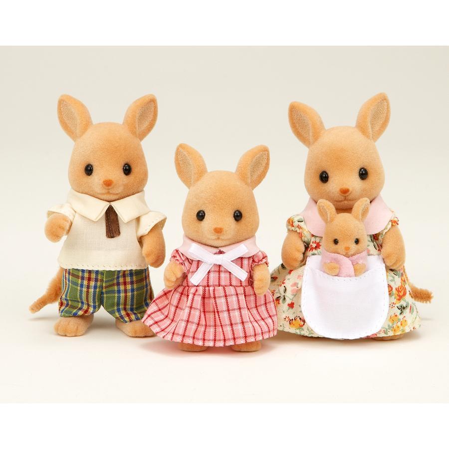 Sylvanian Families® Famiglia di canguro