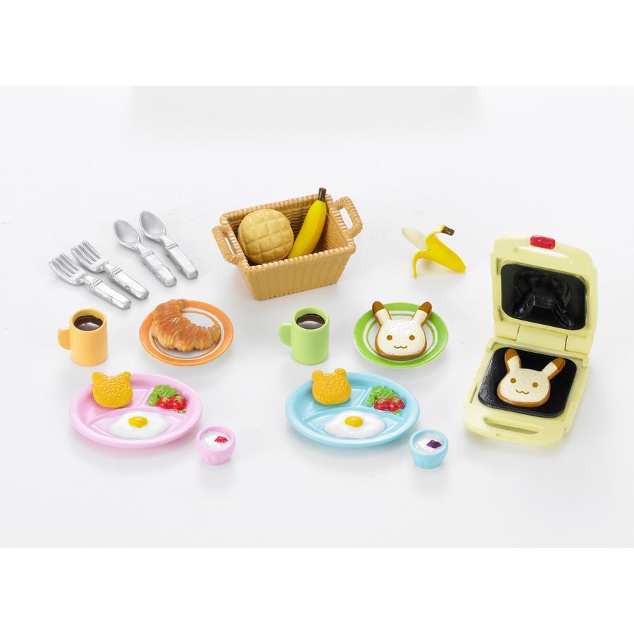 SYLVANIAN FAMILIES Möbel-Sets - Frühstücks-Set