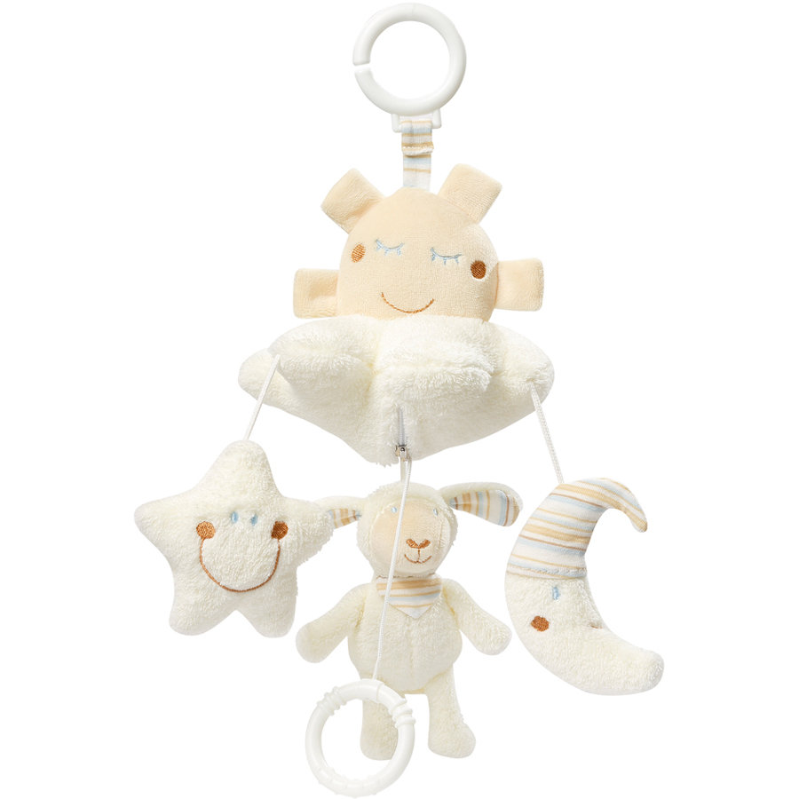 BABY SUN Mini Mobile musical Mouton BabyLOVE
