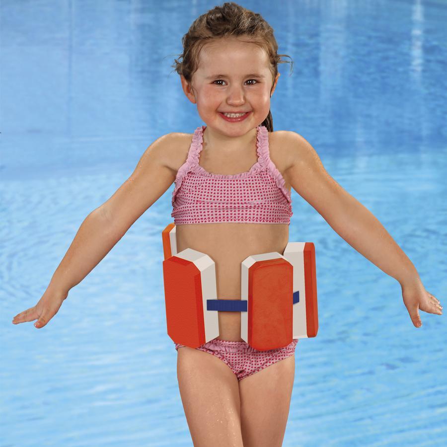 BEMA® Ceinture de natation avec 4 flotteurs, 2-6 ans