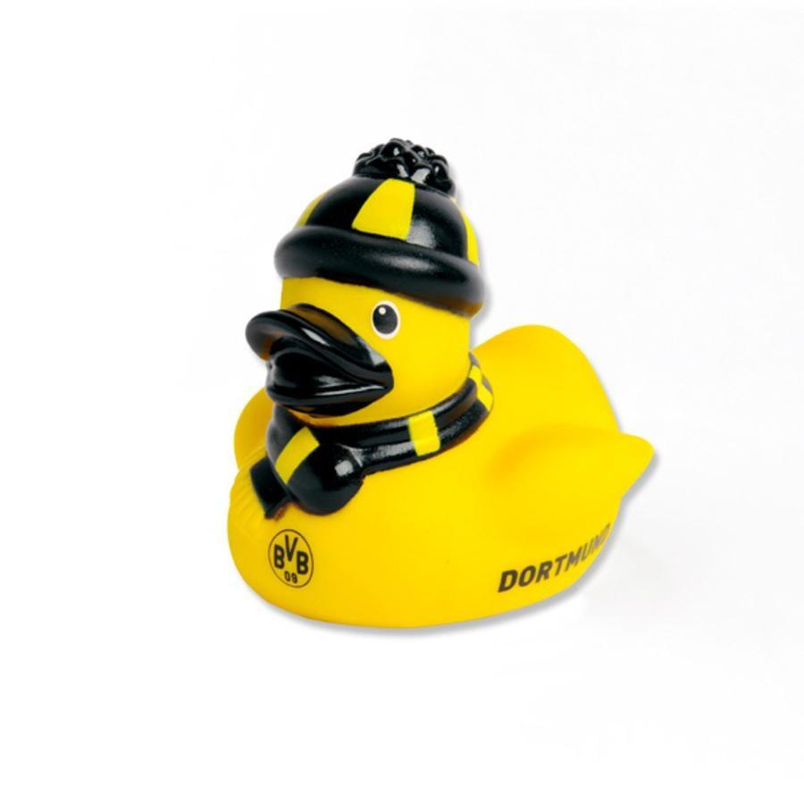 BVB 09 Badeente mit Mütze
