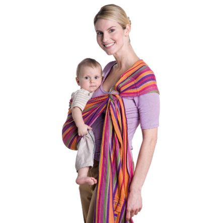 AMAZONAS Baby Carrier Ring Sling lolllipop 180cm