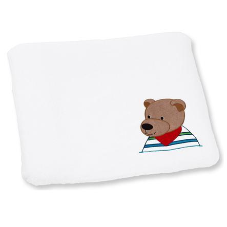 Sterntaler Verzorgingsmat overtrek Bear Ben wit