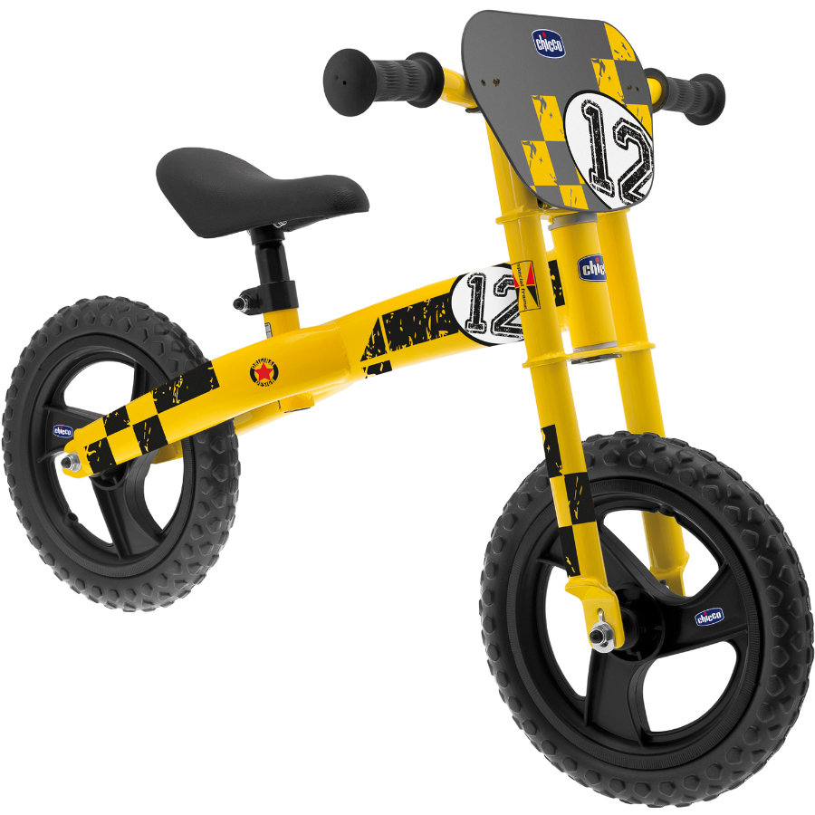 CHICCO Loopfiets Yellow Thunder