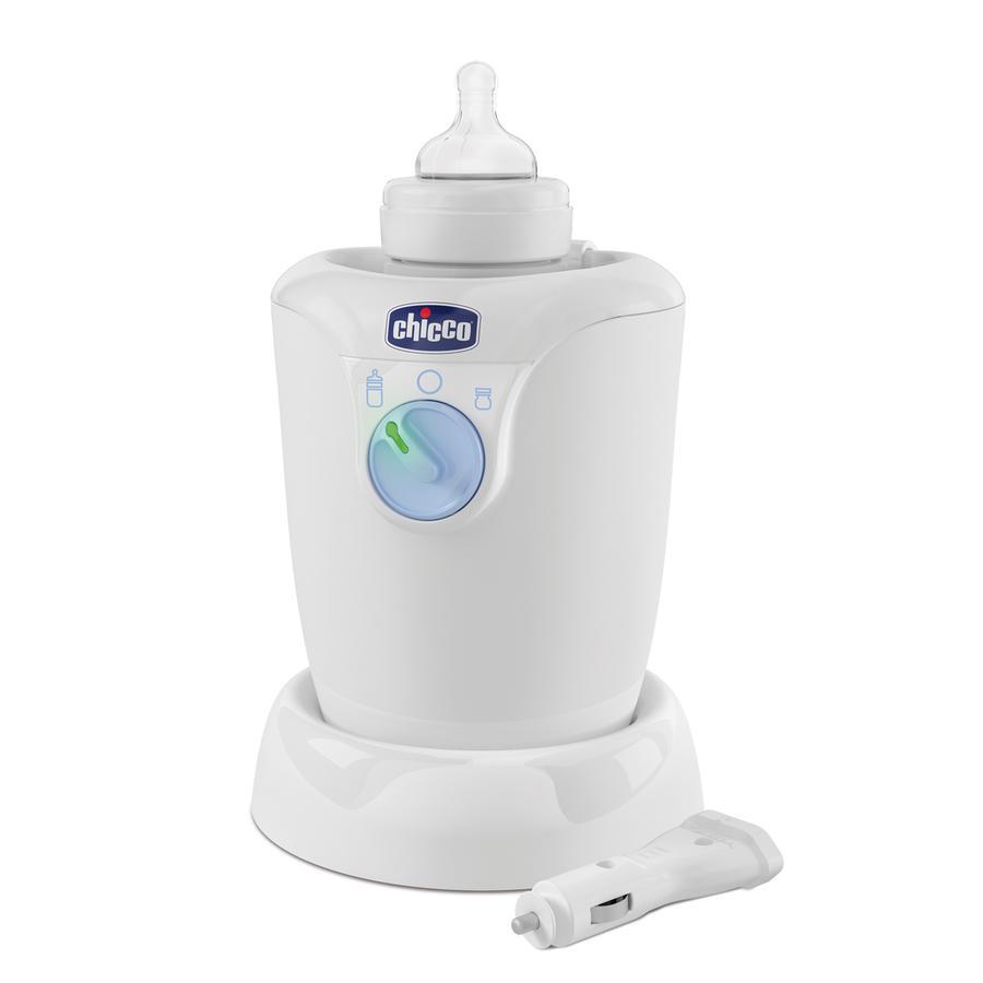 CHICCO Flessenwarmer voor onderweg, met adapter voor de auto