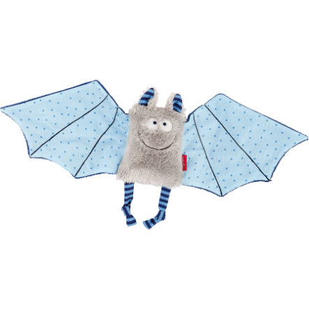 SIGIKID Schnuffeltuch Fledermaus - Baby bite me!