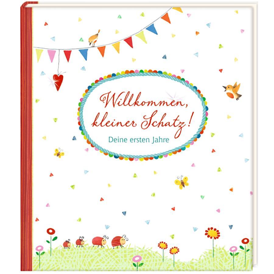 COPPENRATH, Eintragalbum: Willkommen, kleiner Schatz! Deine ersten Jahre