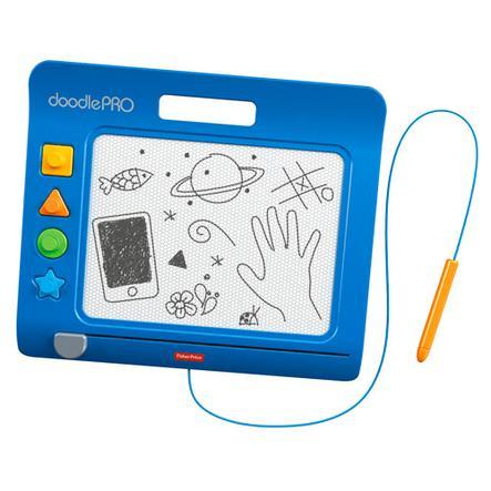 FISHER PRICE Tablica magnetyczna Doodle Pro Slim – kolor niebieski