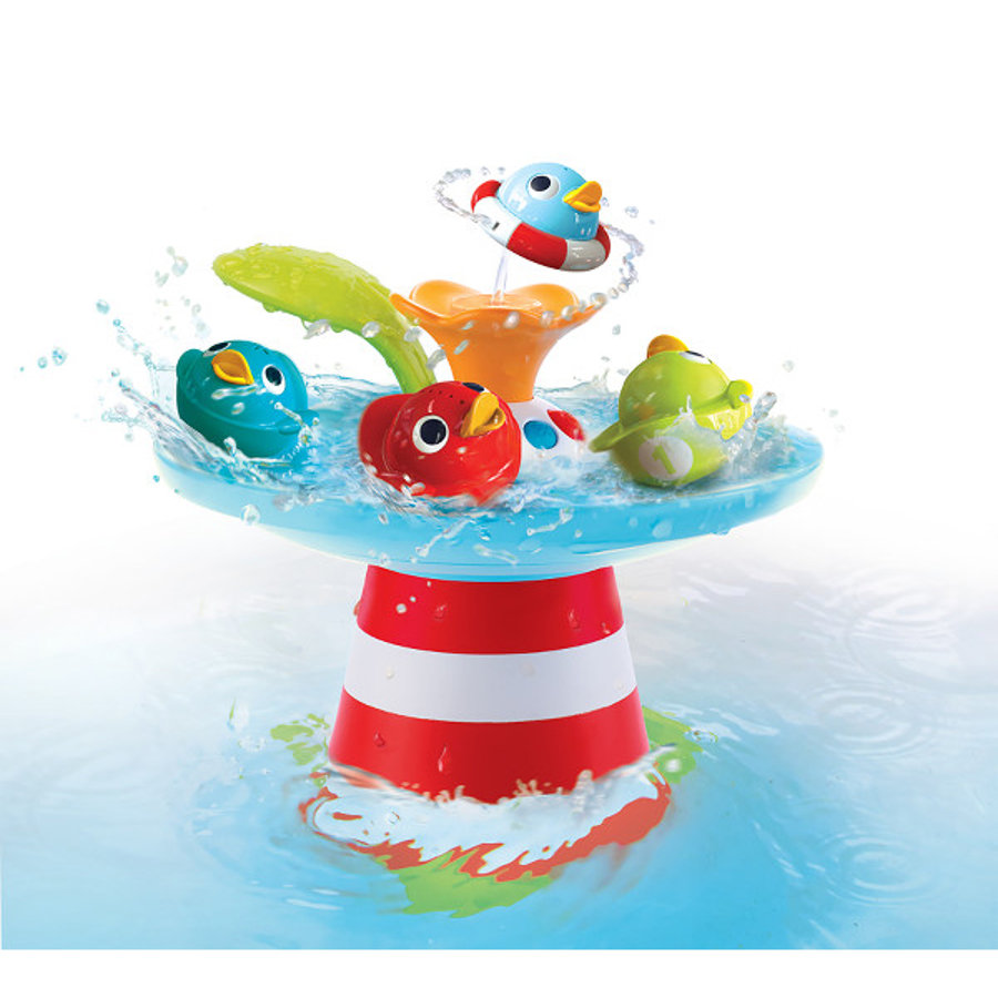 YOOKIDOO Vandlegetøj Andeløb med musik