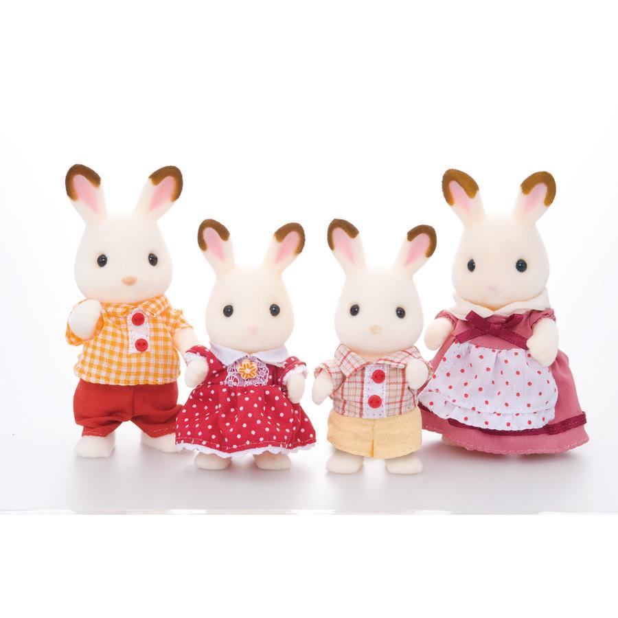 Sylvanian Families® Famiglia Conigli Cioccolato
