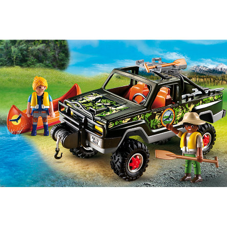 PLAYMOBIL Eventyr Pickup 5558