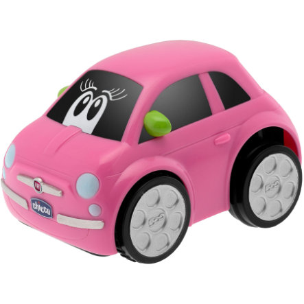 CHICCO Turbo Touch Fiat 500, rose