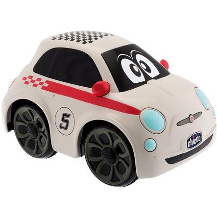 CHICCO Radiostyrd bil Fiat 500 RC Sport